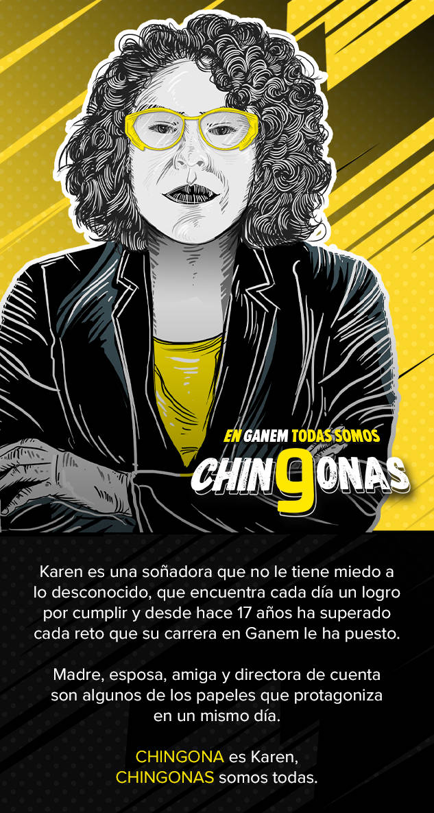 Chingonas | Ganem Group