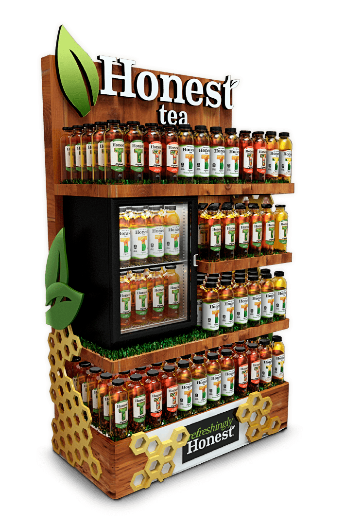 Honest Tea Ganem Group
